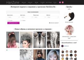 Hairzone.ru thumbnail