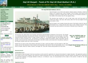 Hajialidargah.in thumbnail