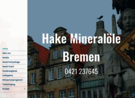 Hake-mineraloele-bremen.de thumbnail