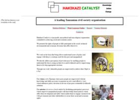 Hakikazi.org thumbnail