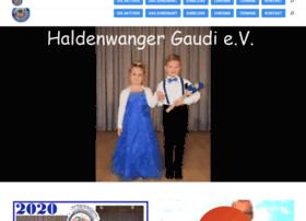Haldenwanger-gaudi.de thumbnail