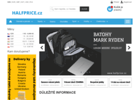 Halfprice.cz thumbnail