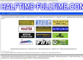 Halftime-fulltime.com thumbnail