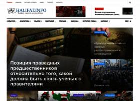 Halifat.info thumbnail