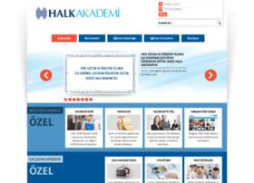 Halkakademi.com.tr thumbnail