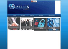 Hallen.com.br thumbnail