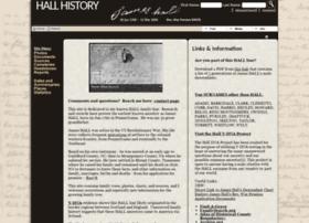 Hallhistory.net thumbnail