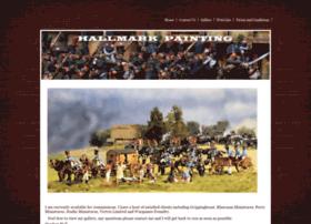 Hallmarkpainting.co.uk thumbnail