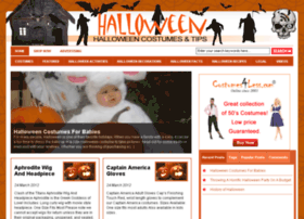Halloween-costume-mart.com thumbnail