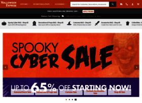 Halloweenexpress.com thumbnail