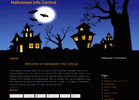 Halloweeninfocentral.com thumbnail
