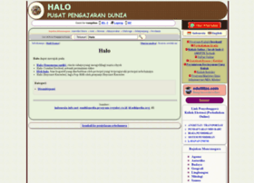 Halo.web.id thumbnail