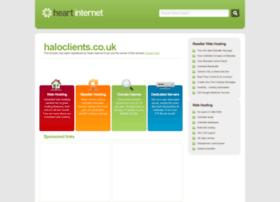 Haloclients.co.uk thumbnail
