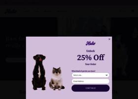Halopets.com thumbnail