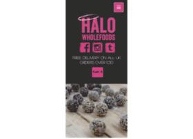 Halowholefoods.co.uk thumbnail
