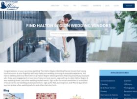 Haltonregionweddingplanner.com thumbnail