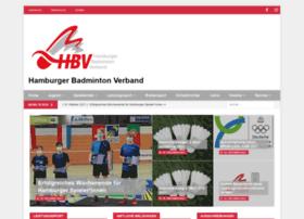 Hamburg-badminton.de thumbnail