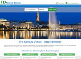 Hamburg-domains.de thumbnail