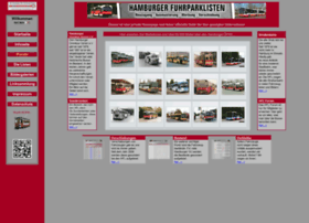 Hamburger-fuhrparklisten.de thumbnail