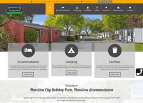 Hamiltoncityholidaypark.co.nz thumbnail