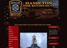 Hamiltonfd.org thumbnail