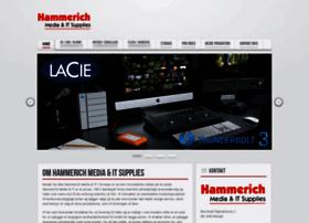 Hammerich.info thumbnail