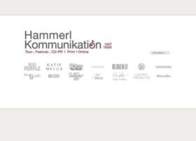 Hammerl-kommunikation.de thumbnail