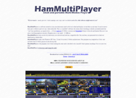 Hammultiplayer.org thumbnail