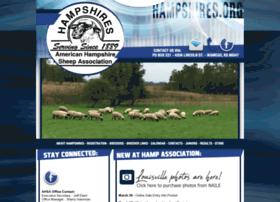Hampshires.org thumbnail