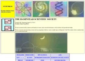 Hampsteadscience.ac.uk thumbnail