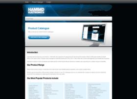 Hamrad.co.za thumbnail