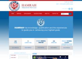 Hamrah-edu.us thumbnail