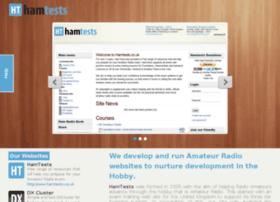 Hamtests.org thumbnail
