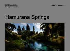 Hamurana-springs.co.nz thumbnail