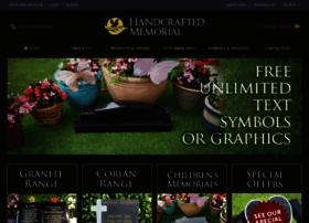 Handcraftedmemorial.co.uk thumbnail