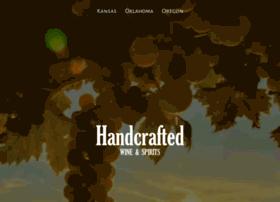 Handcraftedwines.net thumbnail