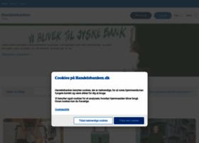 handelsbanken webbank erhverv