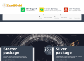 Handigold.com thumbnail