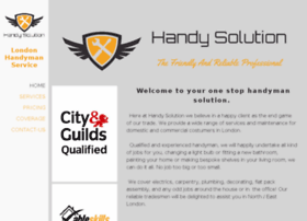 Handy-solution.co.uk thumbnail