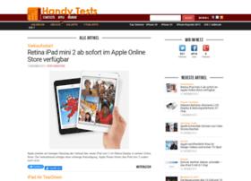 Handy-tests.net thumbnail