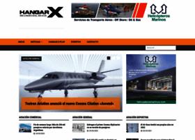 Hangarx.com.ar thumbnail