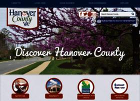 Hanovercounty.gov thumbnail
