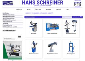 Hans-schreiner.de thumbnail