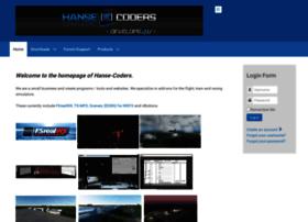 Hanse-coders.net thumbnail