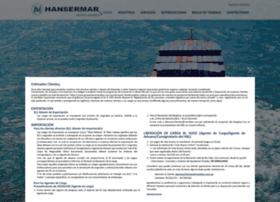Hansermar.com.pe thumbnail