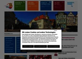 Hansestadt-uelzen.de thumbnail