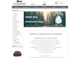 Hanssonshop.dk thumbnail