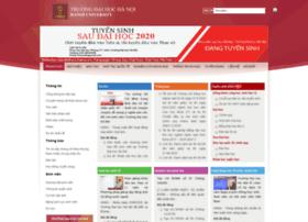 Hanu.edu.vn thumbnail