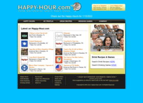 Happy-hour.com thumbnail