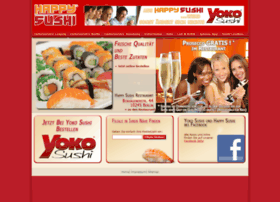 Happy-sushi.de thumbnail